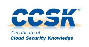 CCSK - Certificate of Cloud Security Knowledge