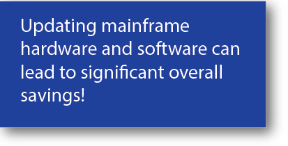 Pull quote Mainframe Teck Refresh